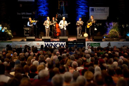 Beyond bluegrass: Brevard's Mountain Song Festival continues to evolve