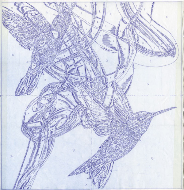 Decon-The-Rug-Company-McQueen-Hummingbird-2-sketch-600x620