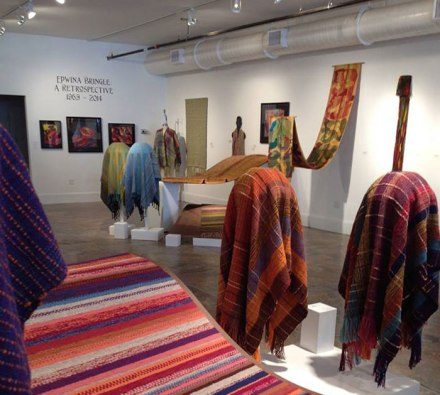 Edwina Bringle's 50 Years of Textiles
