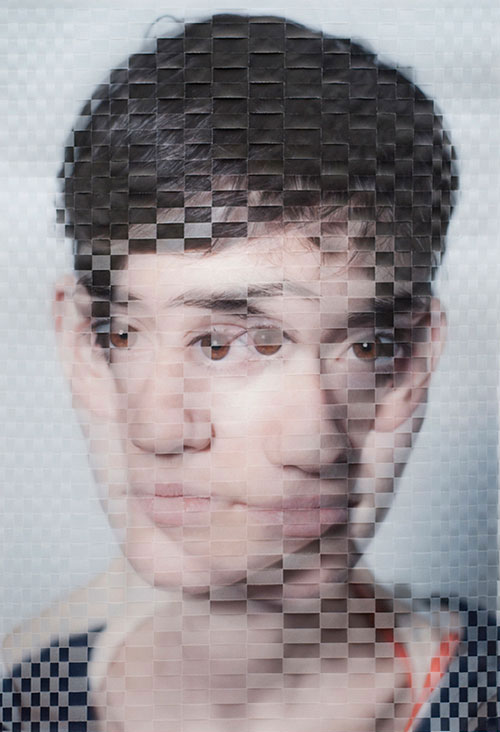 11 ghostly woven portraits that will make you look twice