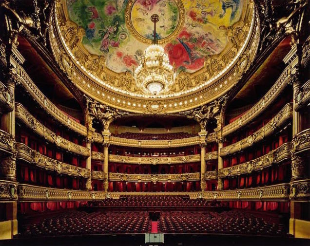 Photographer captures 40 opera houses from 19 countries