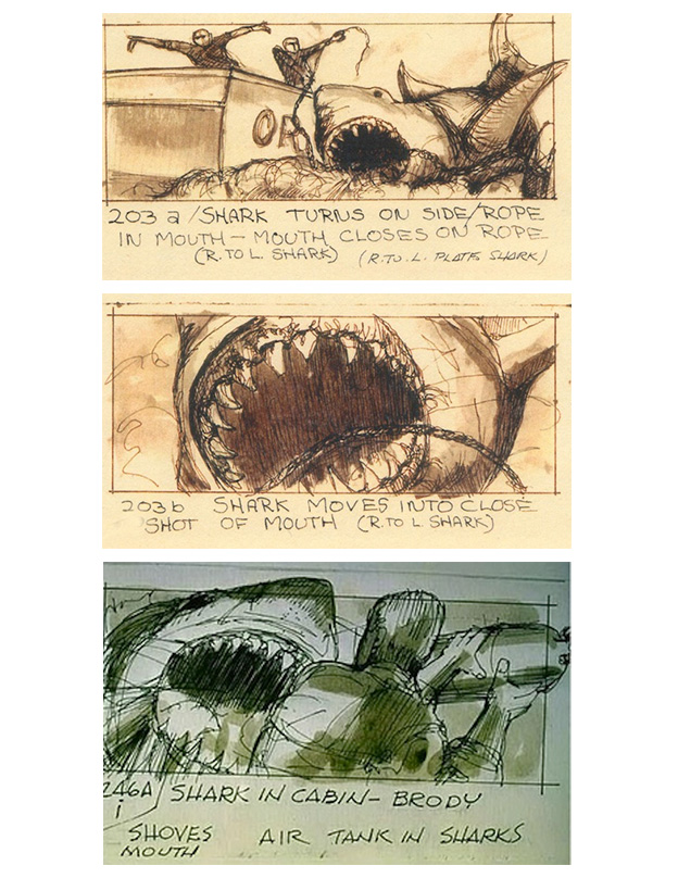 7 Movie Storyboards Expose Fascinating Insight Into Famous Films