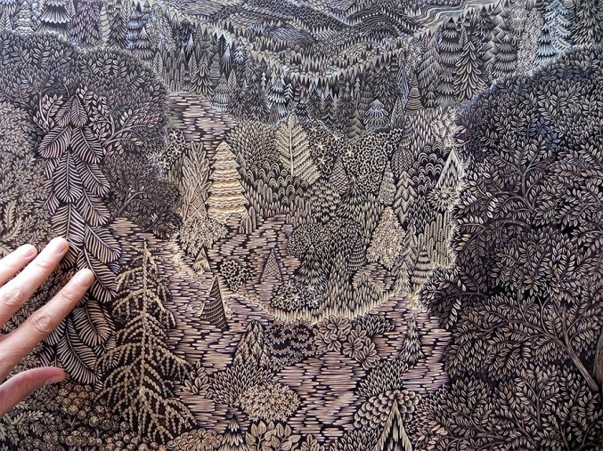 Wood-carved-Landscape-4-677x507
